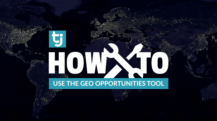 how to use geo opportunities