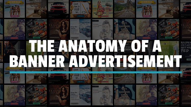 anatomy of a banner advertisement