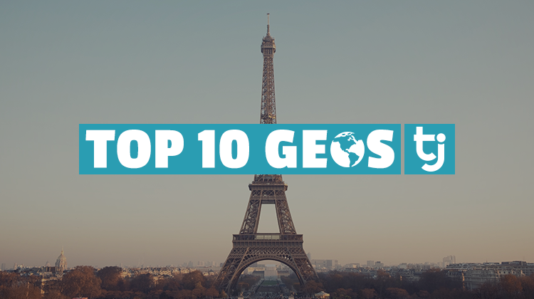top 10 geos france