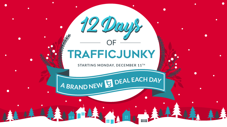 12 days of trafficjunky