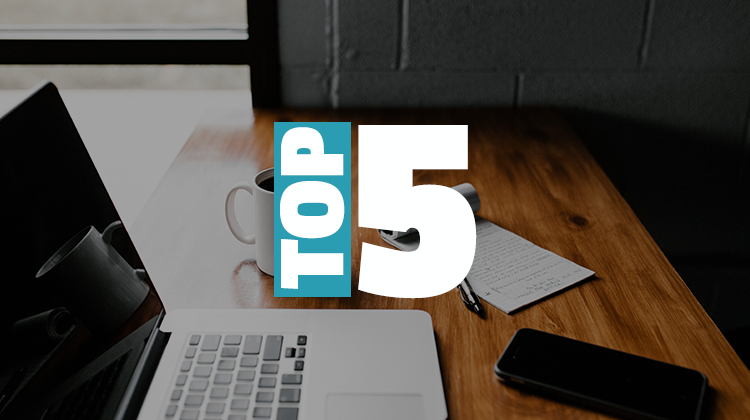top 5 tj blog posts
