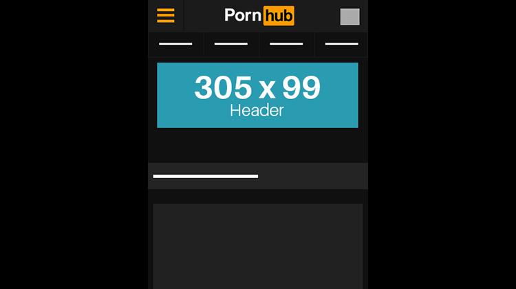 pornhub header