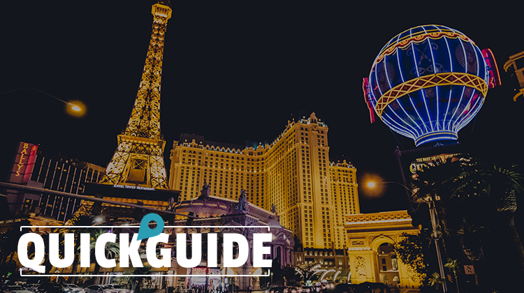 quick guide vegas