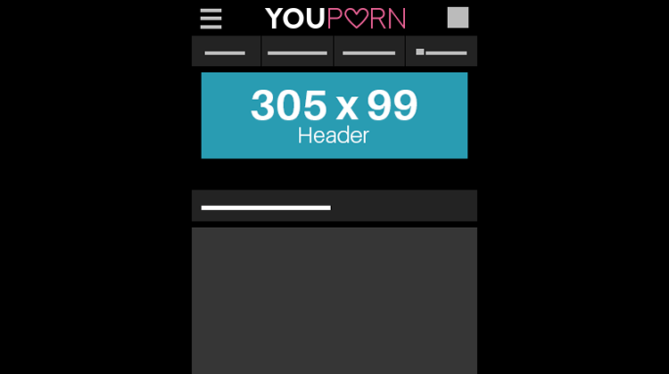 youporn mobile header