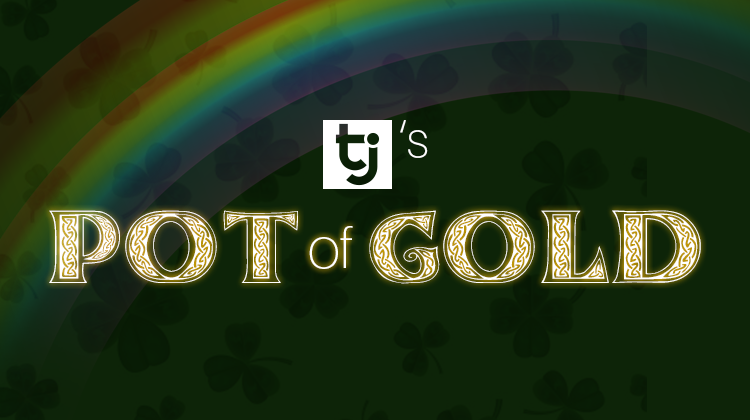 pot of gold featured