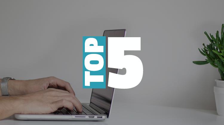 top 5 desktop spots