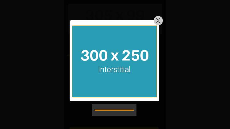 pornhub mobile interstitial