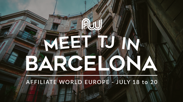 meet tj in barcelona