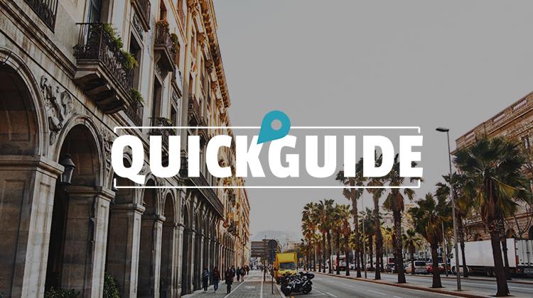 quick guide barcelona