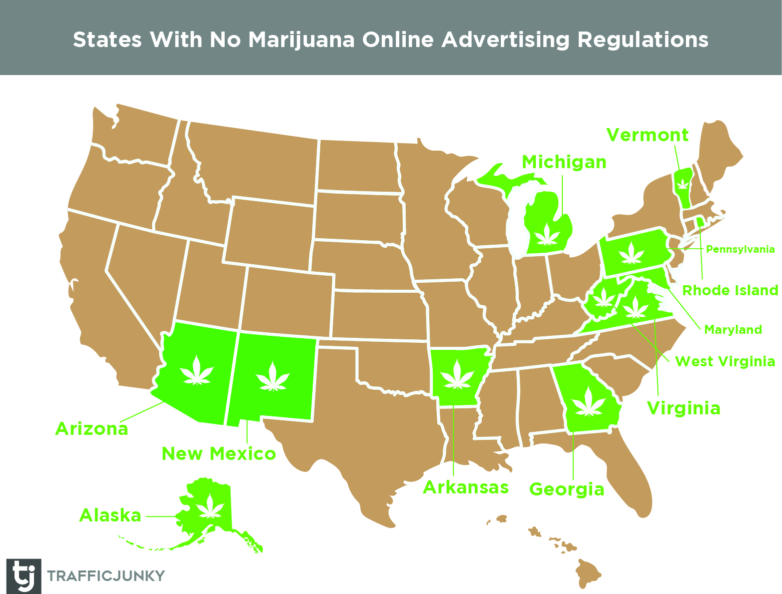 marijuana advertising allowed