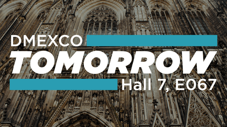 DMEXCO tomorrow