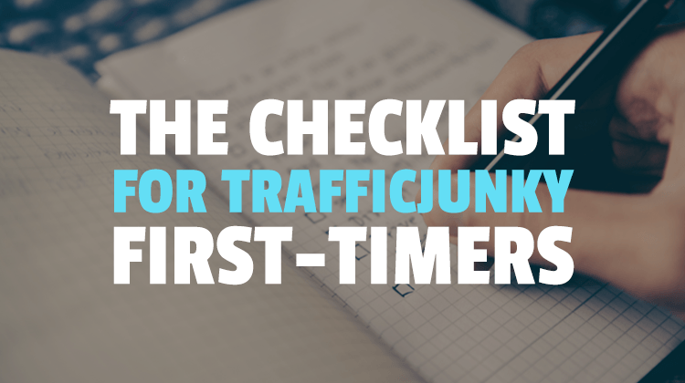checklist first-timers