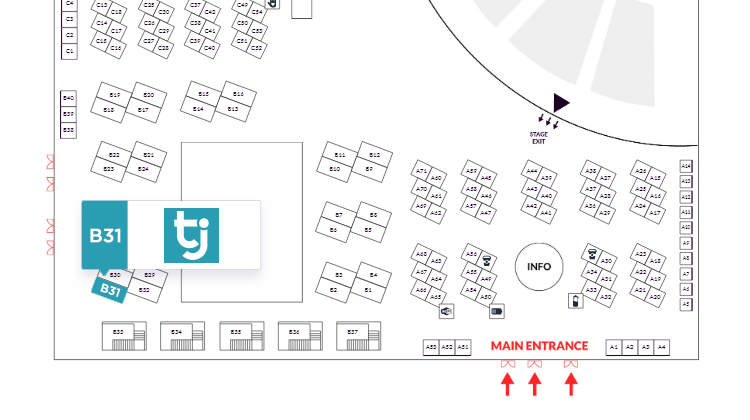 affiliate world asia booth location