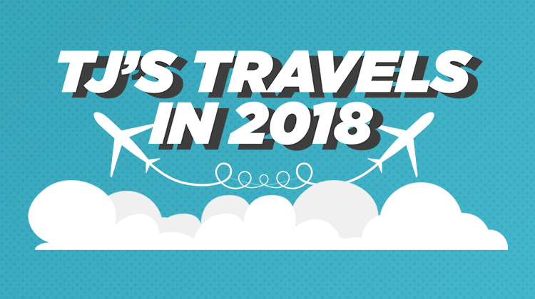 tj travels 2018