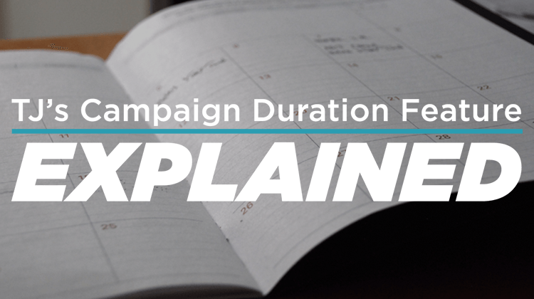campaign duration