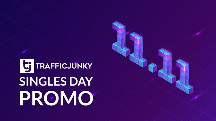 Singles Day Promotion 2020