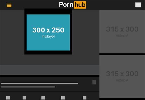 Pornhub Tablet- Inplayer